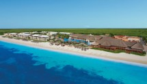 Now Sapphire Riviera Cancun Aerial View