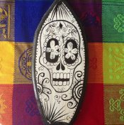 Dia de Los Muertos skulls - Photo Credit: Travel Designed, Stephanie Diehl