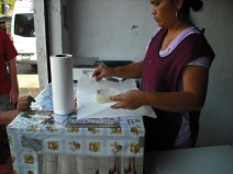 Handmade Tortillas