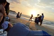 Indianapolis Colts Cheerleaders IberoStar Playa Mita, Riviera Nayarit