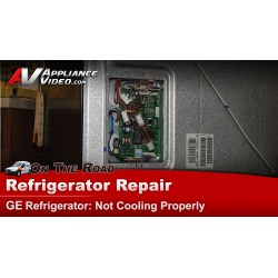 Small Crop Of Ge Refrigerator Not Cooling