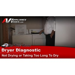 Small Crop Of Dryer Not Drying