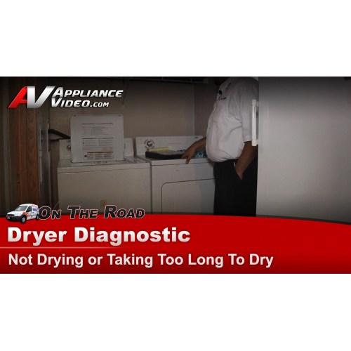 Medium Crop Of Dryer Not Drying