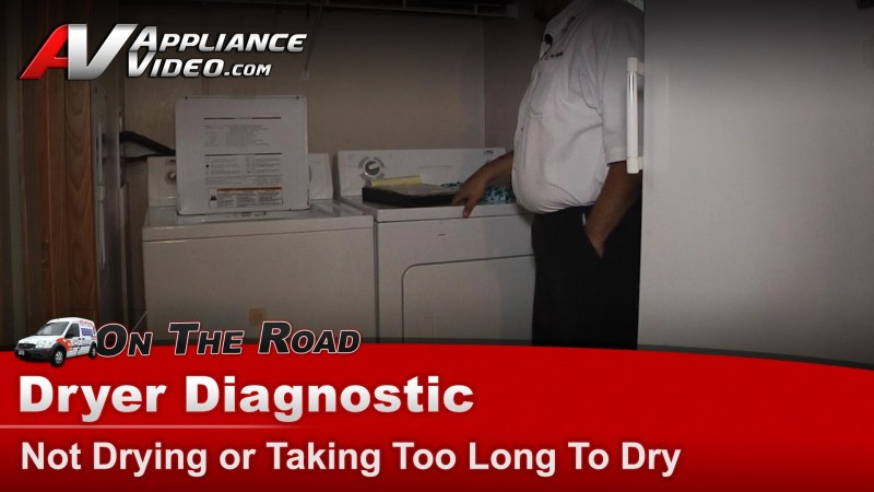 Large Of Dryer Not Drying