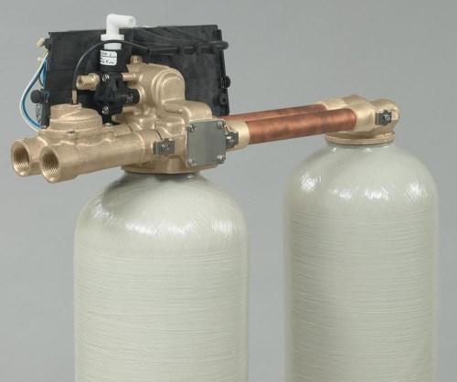 Medium Of Water Softener Bypass Valve