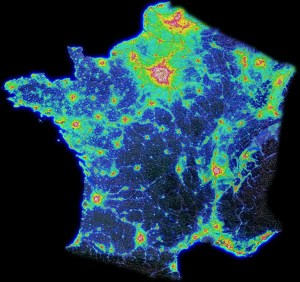 carte-pollution-lumineuse-France-2014