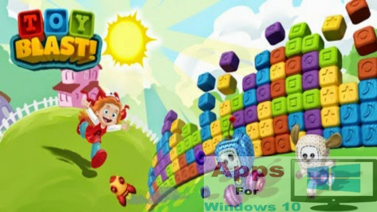 App Toy Installer : Toy blast for pc windows mac os apps
