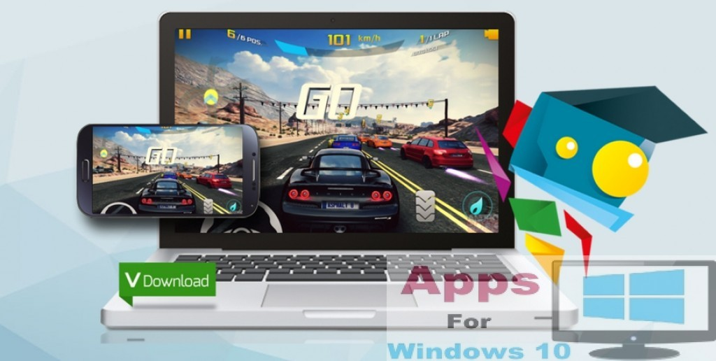 Top 5 Best Android Emulator apps for Windows 10.