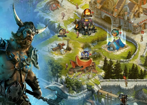 Vikings War of Clans for PC Windows & Mac – Download