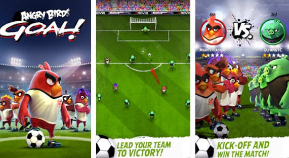 Angry Birds Goal for PC Download (Windows 10, 7, 8 & Mac)