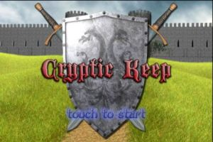 Cryptic Keep Title