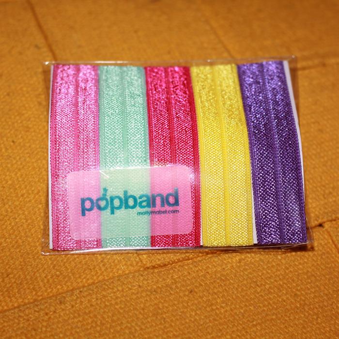 popband-rainbow, popband giveaway