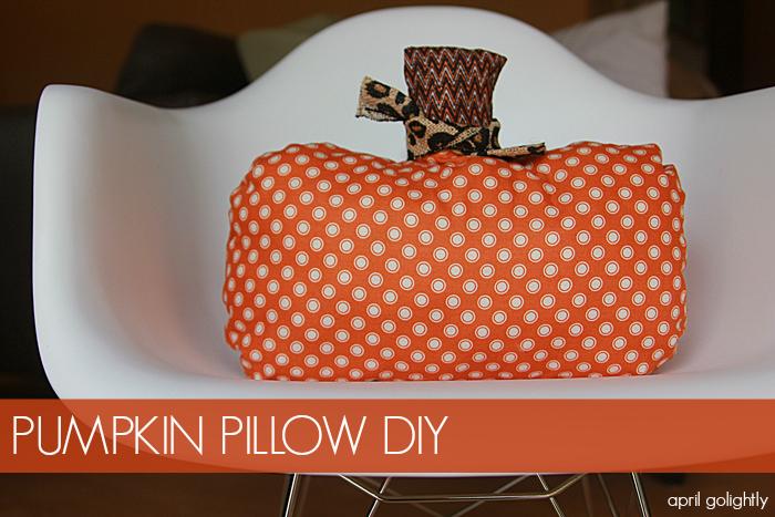 Pumkin Pillow