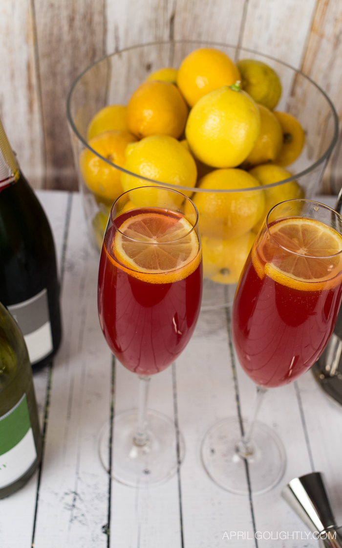 pomegranate spritzer mocktail-1456