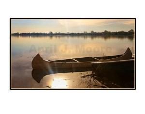 Canoe -- April J. Moore