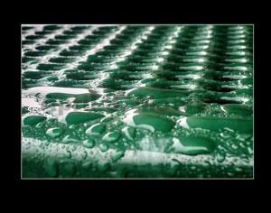 Droplets -- April J. Moore