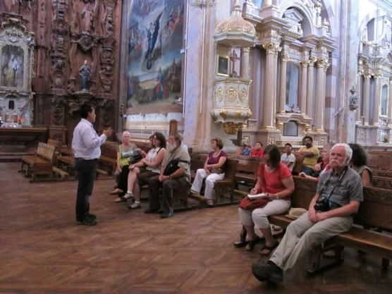 our guide described the political history of Dolores Hidalgo