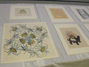 April Vollmer and Katie Baldwin prints