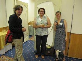 Andrew Stone, Linda Beeman, Annie Bissett, all US