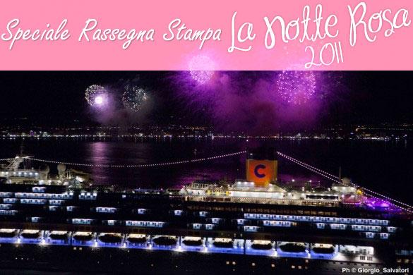 Video Rassegna Notte Rosa 2011