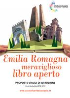 Emilia Romagna Meraviglioso libro aperto