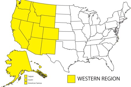 pics photos regional mapping western united states