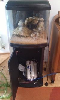 lifespace nano 90L marine full setup cheap quick sale norwich Norfolk