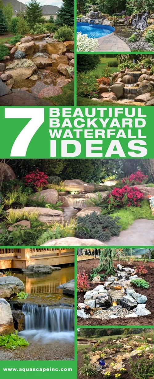 Medium Of Beautiful Backyard Garden