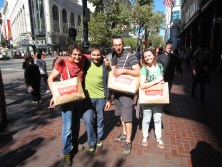 Shopping a san Francisco
