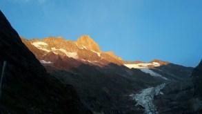 schreckhorn-al-tramonto