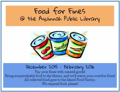 food for fines