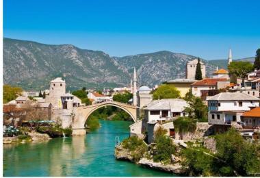 السياحة في البوسنة