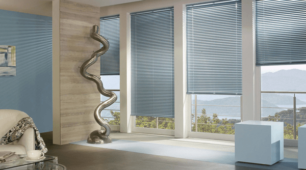 cortinas venecianas de aluminio 1 - Cortinas venecianas de Madera y Aluminio