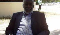 Wasiirka Arrimaha Gudaha Somaliland, Yaasiin X. Maxamuud Xiir (Faratoon),  photo By Arraale M jama