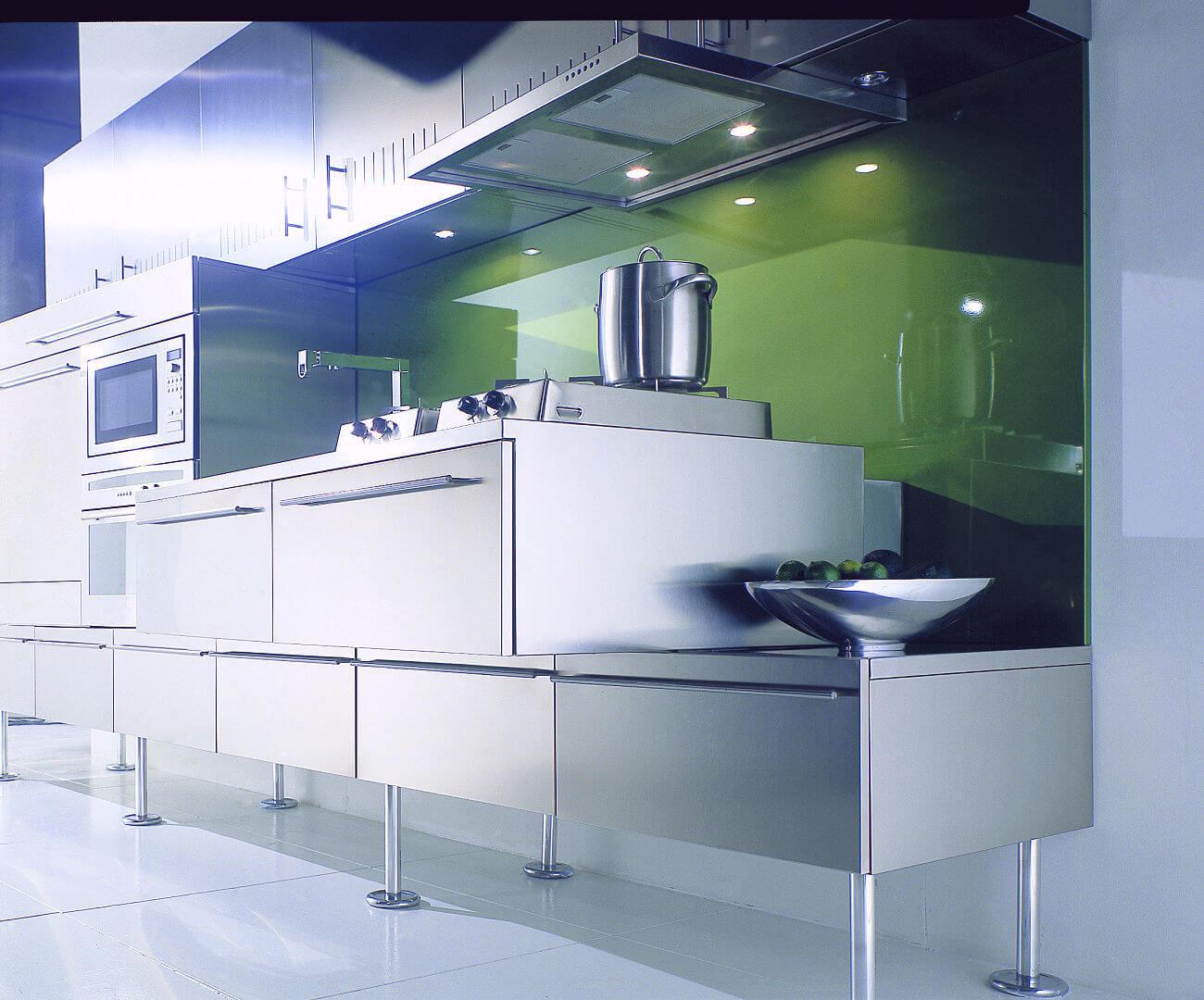 Free arca cucine italia cucine in acciaio inox - Cucine in acciaio inox ...