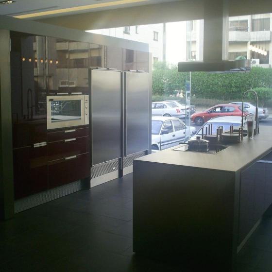 Arca Cucine Italia  – Cucine Domestiche Acciaio Inox – Scatti Clienti – S4020136