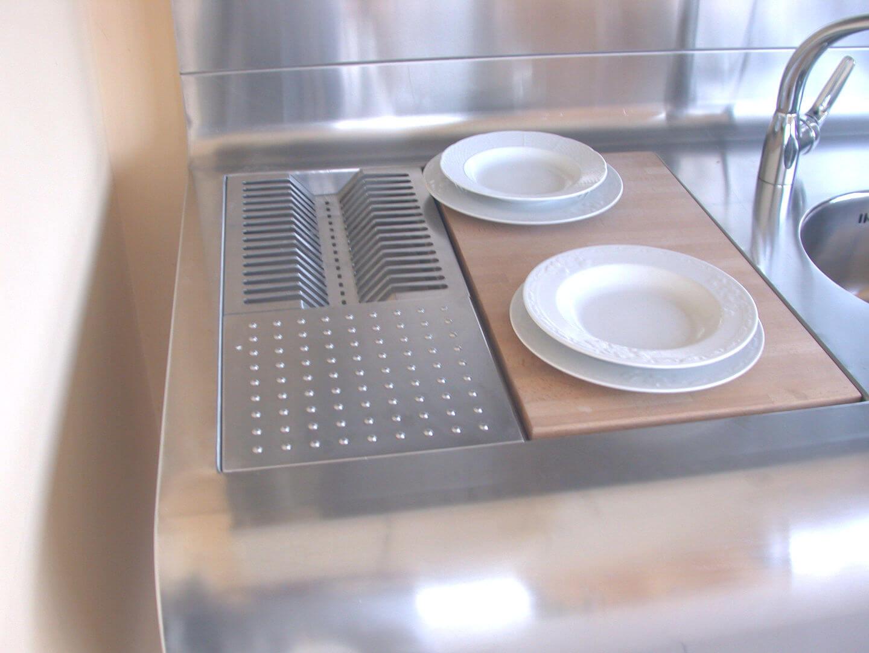 Arca Cucine Italia - Cucine Domestiche Acciaio Inox - Yacth - Accessori