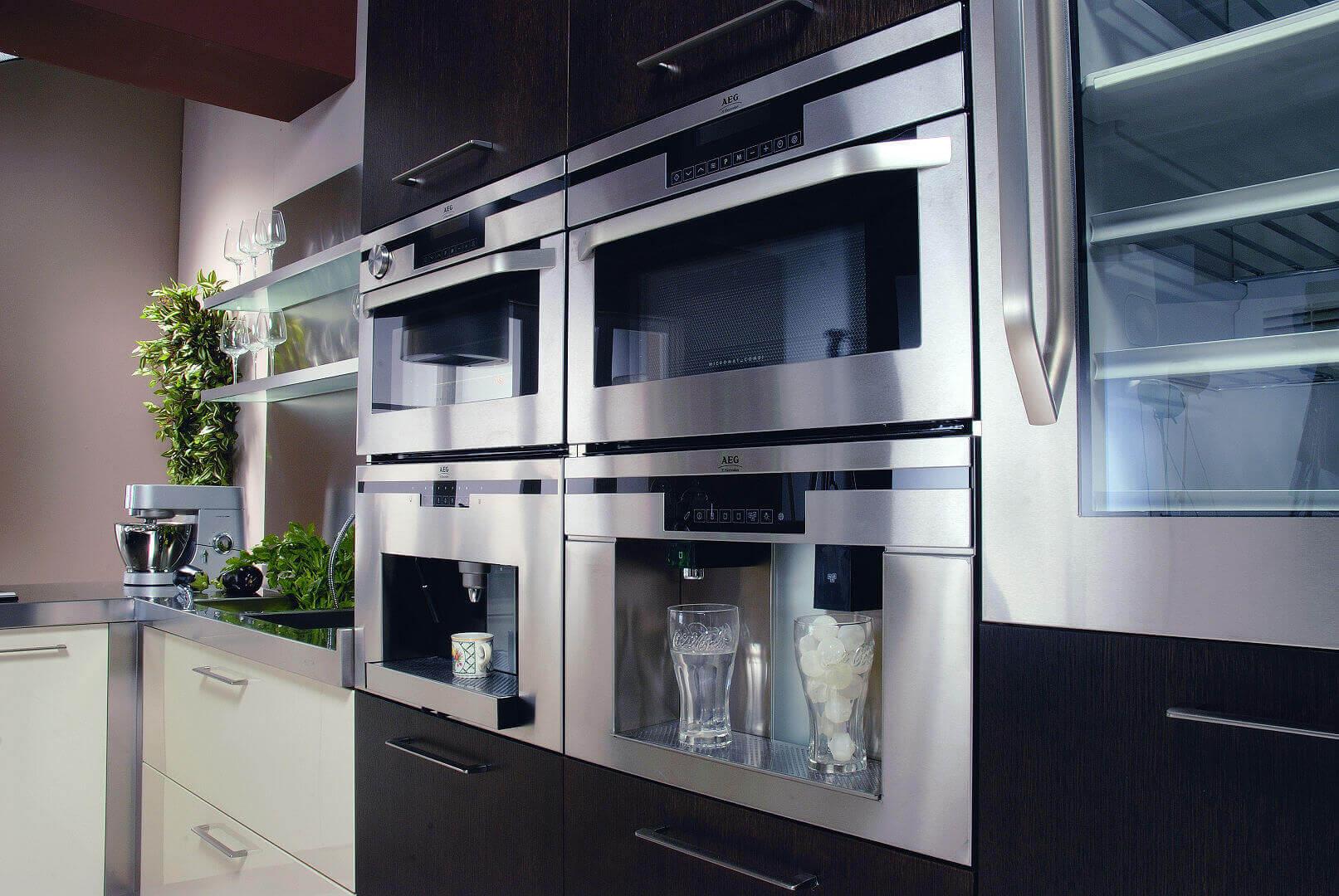 Retunne - Arca Cucine Italia - Cucine in Acciaio Inox