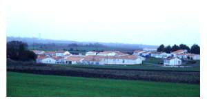 Le Clos du Moulin de Arces sur Gironde