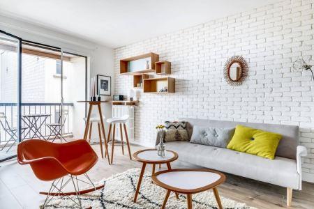 studio apartment by transition interior design