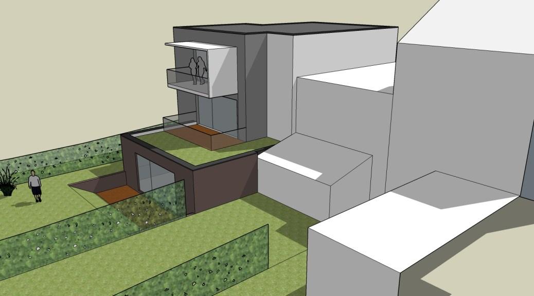 projet tth chaudfontaine bureau d 39 architecture tilkin. Black Bedroom Furniture Sets. Home Design Ideas