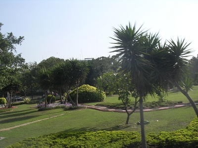 Landscaped Garden in Chandigarh