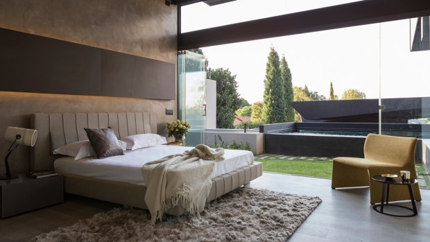 Second bedroom in one of the best houses in the world