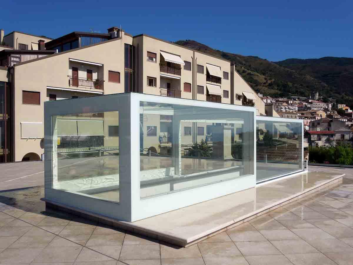 lucernari per tetti piani in vetro archivetro ForLucernari Per Tetti
