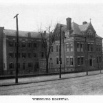 Wheeling Hospital (History of Wheeling city and Ohio County, West Virginia and representative citizens, edited and compiled by Hon. Gibson Lamb Cranmer, 1902.) OCPL.