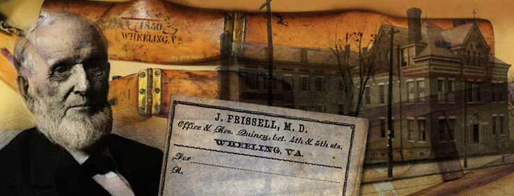 Featured Image: Dr. John Frissell Collection