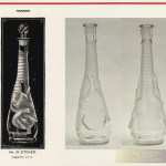 North Wheeling Glass Elephant Bottle -from the personal collection of Thaddeus Podratsky