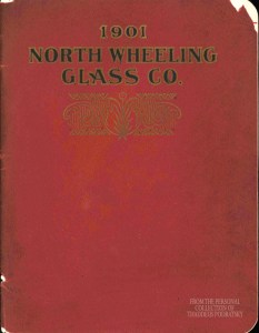 North Wheeling Glass Catalog, 1901.