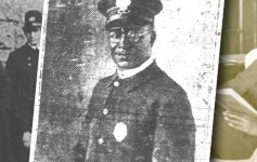 Featured Image: Bill Turner, Wheeling's First Black Police Officer