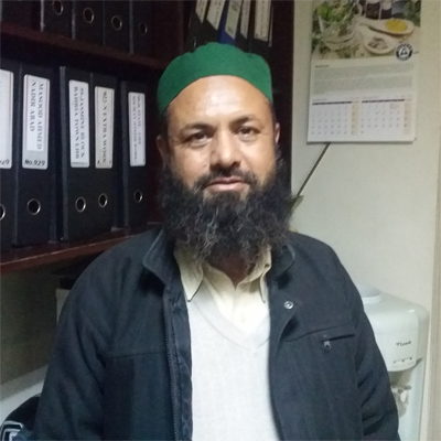 Muhammed Mansha Khan